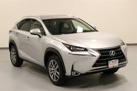 lexus truck nx pre owned 2015 lexus nx 200t for sale in amarillo tx 44068