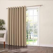 patio doors patioor thermal panels ideas blackout curtains