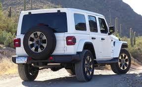 jeep station wagon 2018 first drive 2018 jeep wrangler ny daily news