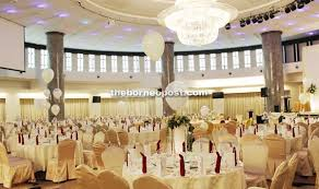 wedding arch kuching imperial hotel kuching offers great wedding packages borneopost