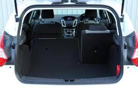 ford focus c max boot space ford focus 2011 2014 interior autocar