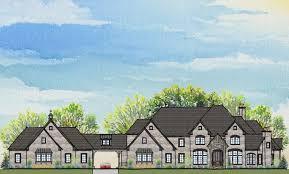 sprawling new custom two story design prestige homes luxury