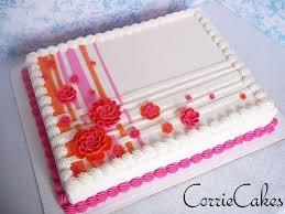 cake wedding sheet cake u2014 bridal shower 2419880 weddbook
