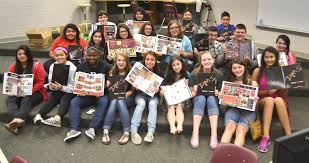 middle school yearbooks dms named national yearbook program of excellence