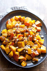 awesome thanksgiving side dish roasted kabocha squash with