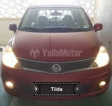 nissan tiida 2012 used nissan tiida 2012 car for sale in dubai 760645 yallamotor com