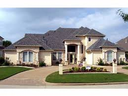 mediterranean house plans with courtyards mediterranean house plan with 3105 square and 3 bedrooms from