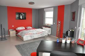 chambre ado fille bleu genial deco moderne gris occasion cheres chambres avec coucher jaune
