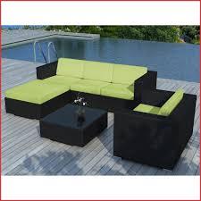 canape tresse exterieur canape exterieur resine 30155 salon de jardin tressé leclerc tout