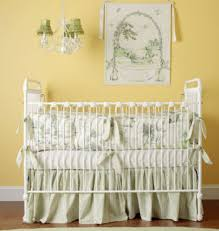 gender neutral baby bedding crib nursery pictures green yellow
