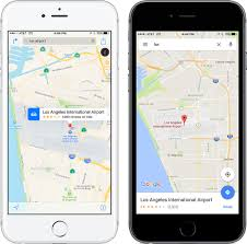 Google Maps Nyc Subway by Six Days In L A With Google And Apple Maps U2014 Michael Mcwatters