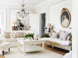 shabby chic livingroom living room personable white room with shabby chic furnishings