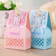 baby shower party favors baby shower party favor boxes hot sale ba shower shape ba boy girl