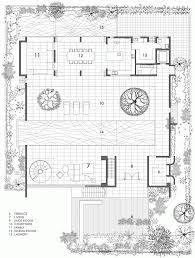 baby nursery house plans with enclosed courtyard home plans