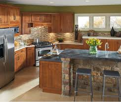 Shaker Style Kitchen Cabinet Doors The Clean Classic Lines Of The Harrison Door On These Shaker
