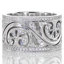 wide wedding bands wide wedding bands boldly beautiful jewelers