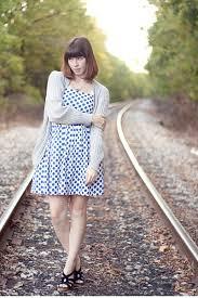 blue polka dot dress dresses heather gray cardigans black