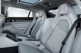 porsche hatchback interior 2017 porsche panamera gains long wheelbase executive variants