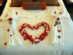 wedding nite 40 wedding bed decoration ideas bored