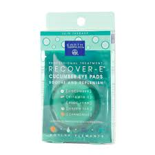Clear Eyes Cooling Comfort Therapeutics Cucumber Soothe U0026 Replenish Eye Pads