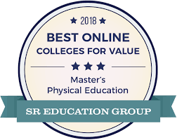 online pe class high school 2018 best online colleges for physical education degrees