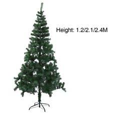 5ft green pine pencil slim artificial tree with 236
