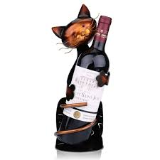 cartoon wine bottle kraftz cartoon dwarf bottle holder tabletop wine racks