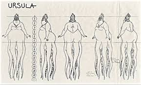 image walt disney characters design ursula walt disney characters