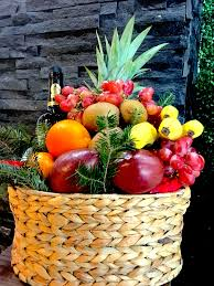 organic fruit basket organic fruit gift baskets delivered in miami same day free delivery