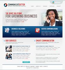 templates for business communication free business template templatepinboard