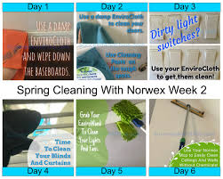 spring cleaning with norwex u2013 succeed and shine
