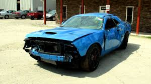 widebody hellcat green dodge challenger hellcat obliterated after just 18 miles