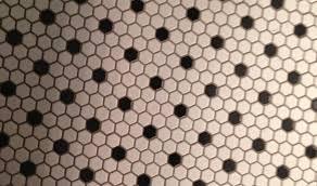 ideas black and white bathroom tile throughout inspiring 116