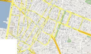 Map Of Midtown Manhattan Unbuilt 99 Invisible