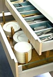 tiroir de cuisine organiseur tiroir cuisine globr co