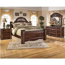 rent to own ashley gabriela queen bedroom set appliance ashley gabriela 6 piece queen bedroom set