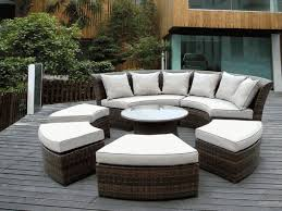 woven patio furniture living room patio sofa set awesome pe rattan outdoor sofa sets pe