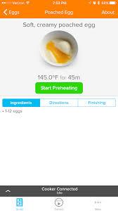 Wifi Cooker by Quick Look Anova Culinary U0027s Sous Vide Immersion Circulator U2013 Ari