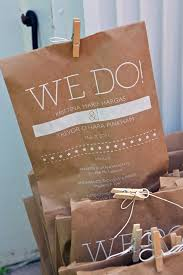 where to print wedding programs fpo lunch sack wedding program