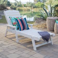 Polywood Long Island Recycled Plastic Polywood Long Island Recycled Plastic Chaise Lounge Hayneedle