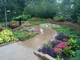 a photo tour of glencairn garden 30 minutes south of charlotte
