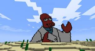 Why Not Zoidberg Meme - why not zoidberg minecraft project