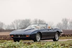 gold maserati ghibli 1970 maserati ghibli classic driver market