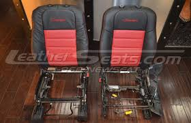 Car Upholstery Installation Using Steam During Installation