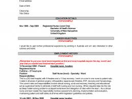 Med Surg Rn Resume Examples by Fashionable Inspiration Nursing Resume Objective 2 Well Cv