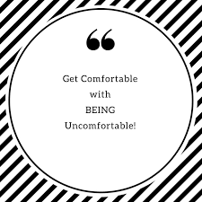 Get Comfortable Get Comfortable With The Uncomfortable U2013 The Peaceful Parent