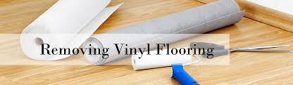 how to remove vinyl flooring removing vinyl flooring the