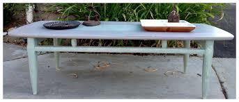 mid century modern coffee table the calitexan