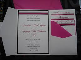 how to design your own wedding invitations dreaded wedding pocket invitations theruntime