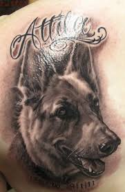 100 german tattoo designs dog tattoos and designs page 70